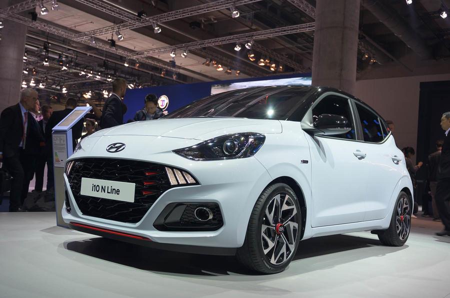 2020 Hyundai I10 N Line Warm Supermini Priced From 16 195 Autocar