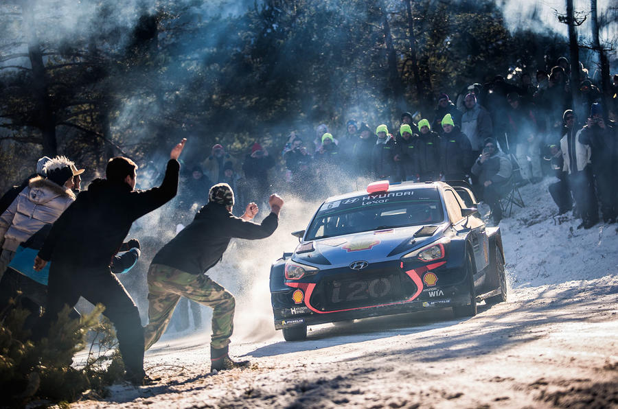 WRC preview 2018