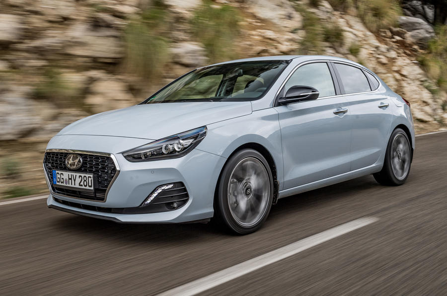 Hyundai i30 Fastback 2018 review | Autocar