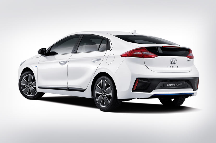 2016 hyundai ioniq hybrid and electric models on sale in