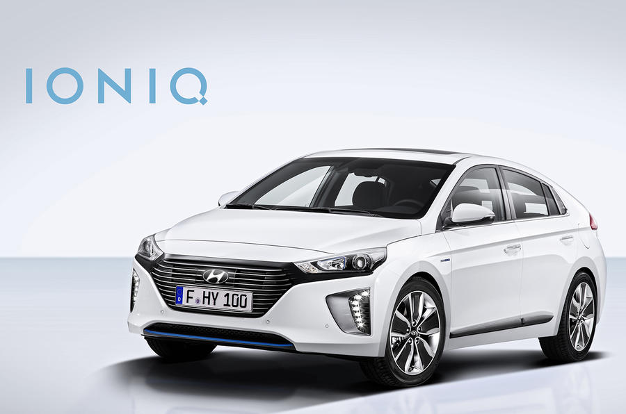 New Hyundai Ioniq plug-in to join electrified range, priced from £24,995 | Autocar