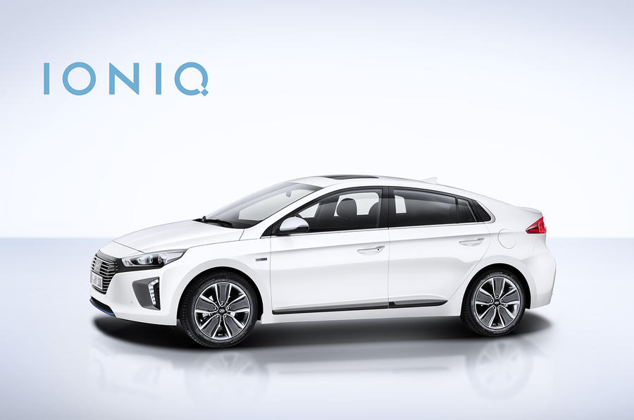 2016 hyundai ioniq hybrid and electric models on sale in uk autocar. Black Bedroom Furniture Sets. Home Design Ideas