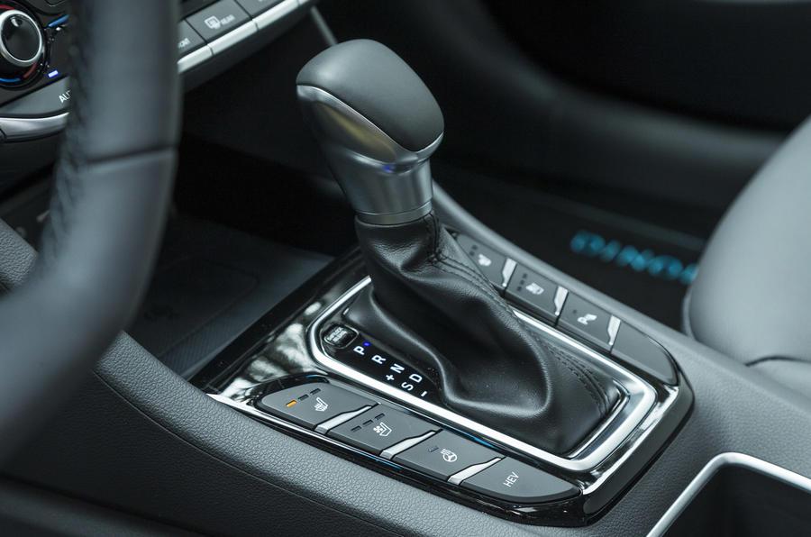 Hyundai Ioniq Plug-in automatic gearbox