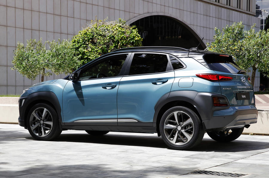 hyundai to expand suv range with kona ev and two new. Black Bedroom Furniture Sets. Home Design Ideas