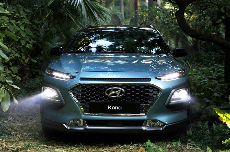 Hyundai Kona SUV 2017