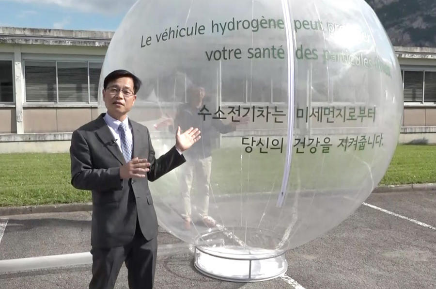 Hyundai ix35 Fuel Cell long-term test: the advantages of hydrogen fuel cells