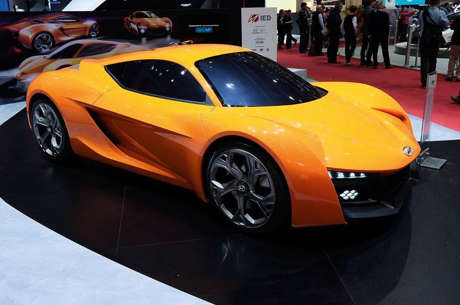hyundai uncertain on sports car future autocar. Black Bedroom Furniture Sets. Home Design Ideas