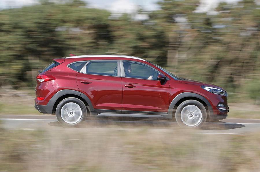 £22,796 Hyundai Tucson