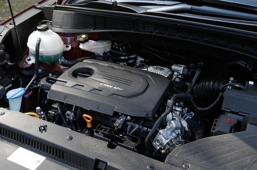 2015 Hyundai Tucson 1 7 Crdi 116 Se Nav Review Review