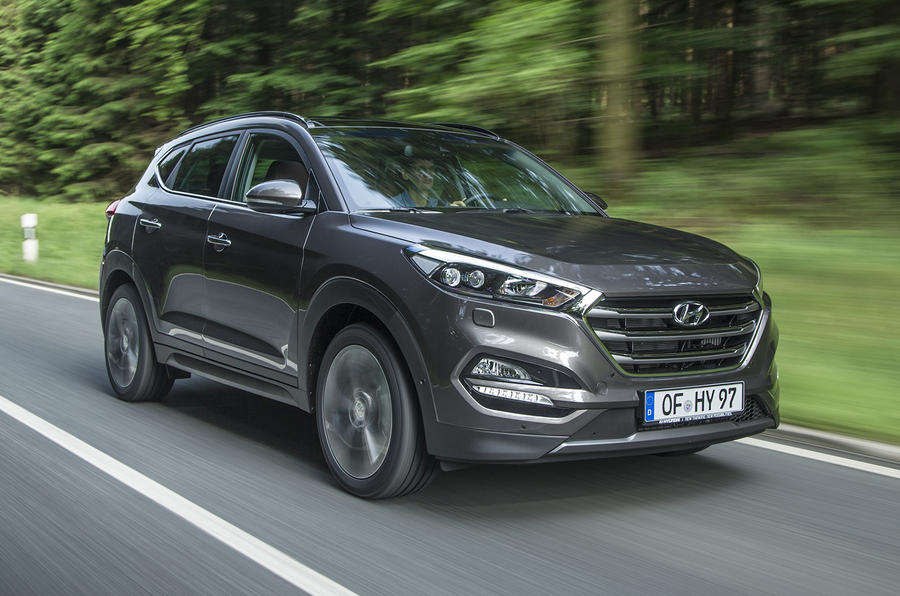 2015 hyundai tucson 1 6 t gdi review autocar. Black Bedroom Furniture Sets. Home Design Ideas