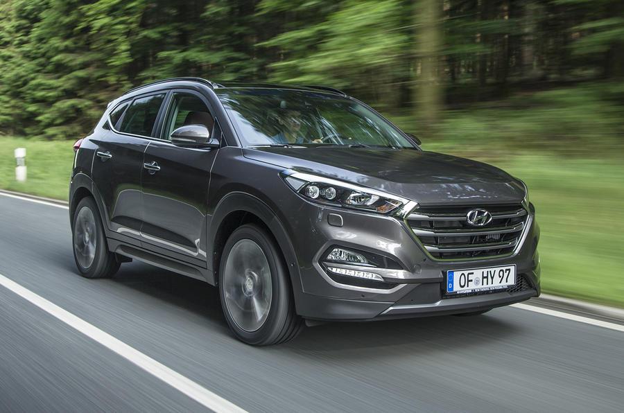 New Tucson 2018 >> 2015 Hyundai Tucson 1.6 T-GDI review review | Autocar