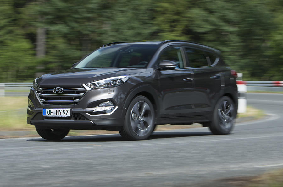 2015 hyundai tucson 1 6 t gdi review review autocar. Black Bedroom Furniture Sets. Home Design Ideas