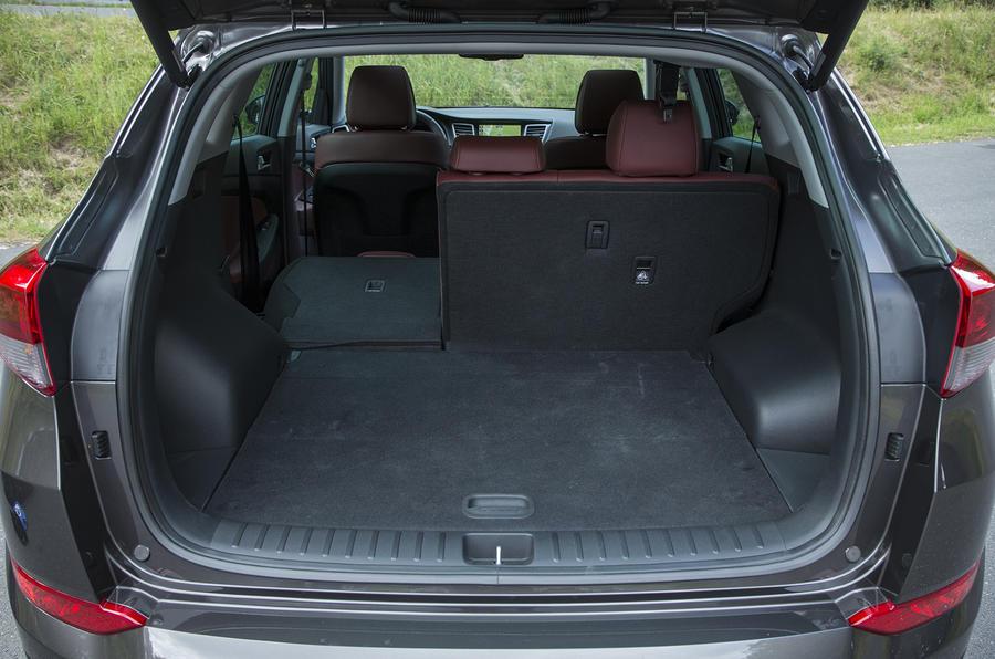 Santa Fe Ford >> 2015 Hyundai Tucson 1.6 T-GDI review review | Autocar