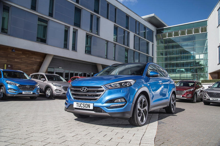 Hyundai Breaks Through One Million Uk Sales And Chases