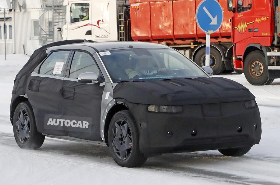 Hyundai 45 front