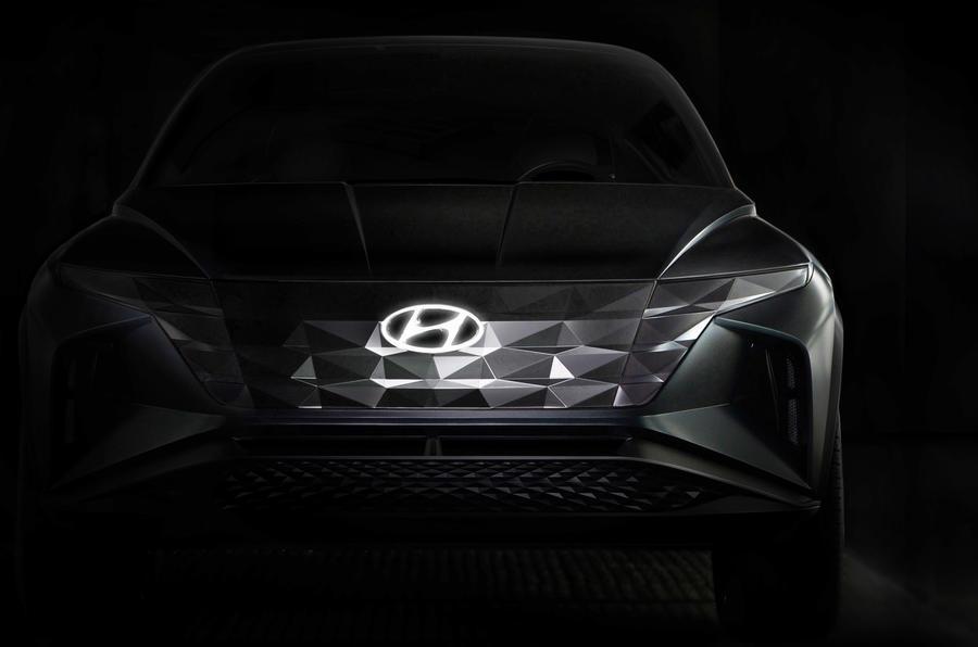 Hyundai PHEV concept front