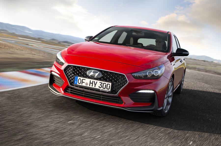 New Hyundai I30 N Line Prices Start At 21 255 Autocar