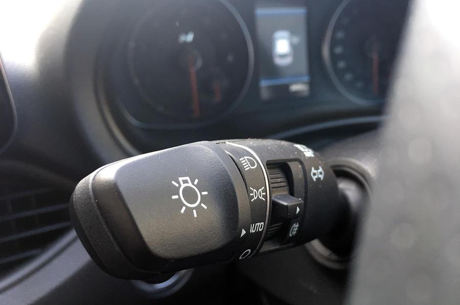 Hyundai i30 N longterm review auto headlights