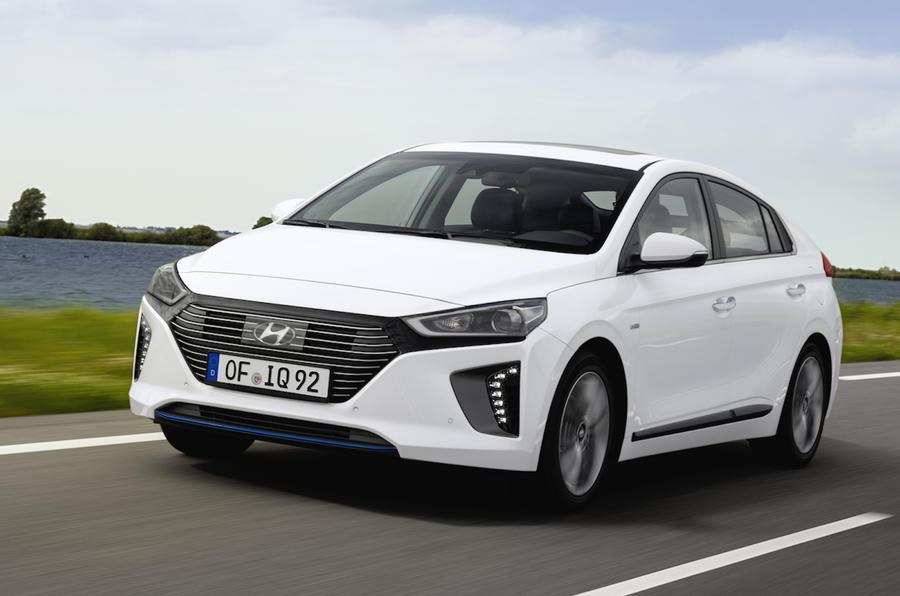Hyundai Ioniq HEV
