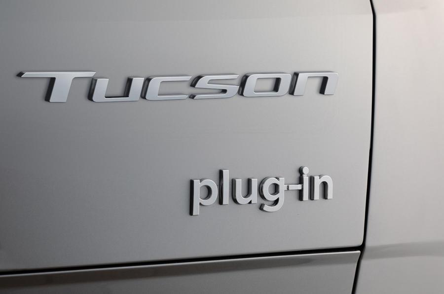 Hyundai Tucson Plug in Hybrid (2)