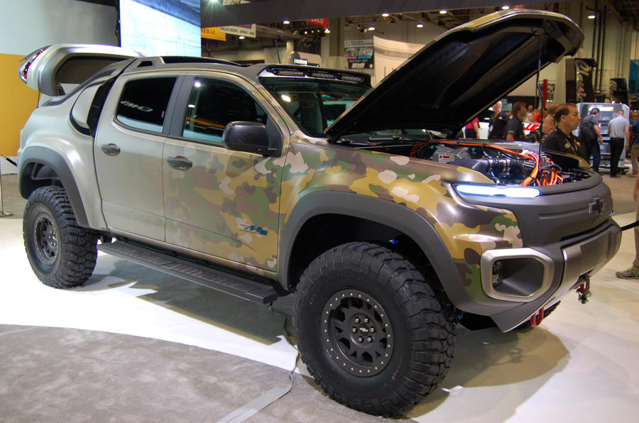 Carhartt Edition Chevy >> General Motors and US Army collaborate on fuel cell prototype | Autocar