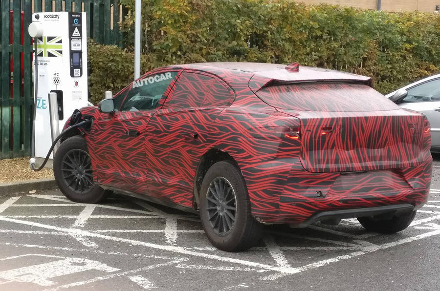 Jaguar I-Pace 45min rapid charge time 'not possible' in Britain