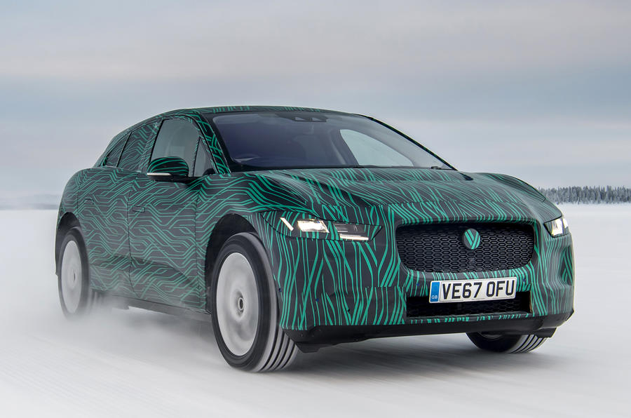 Jaguar I Pace 45 Min Charging Confirmed For Jaguar S