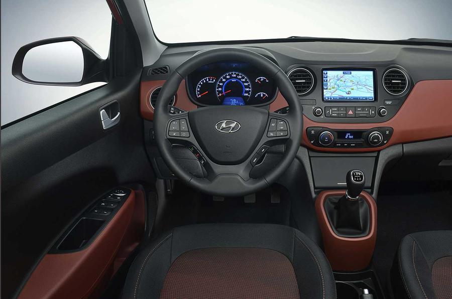 Hyundai Grand i10 facelift unveiled