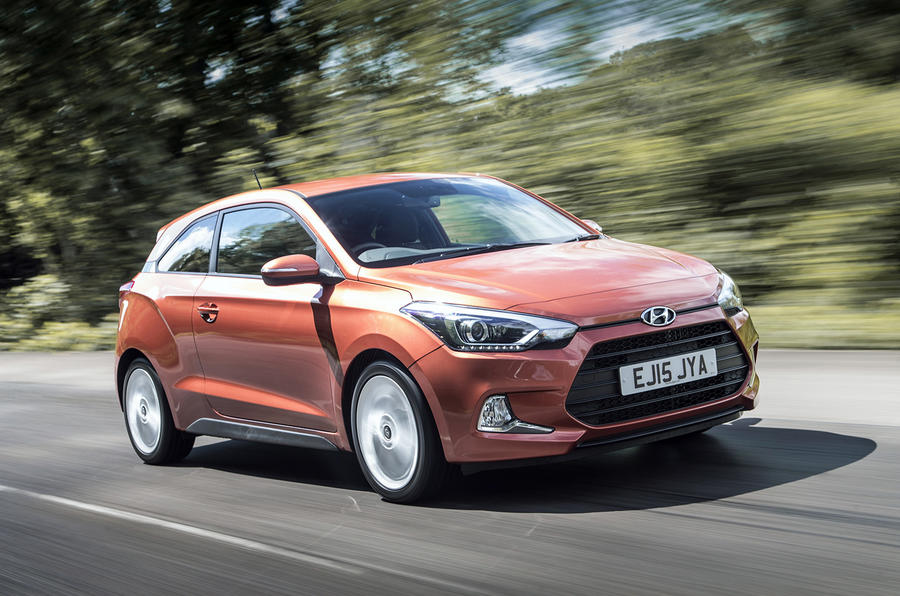 2016 hyundai i20 coup review review autocar. Black Bedroom Furniture Sets. Home Design Ideas