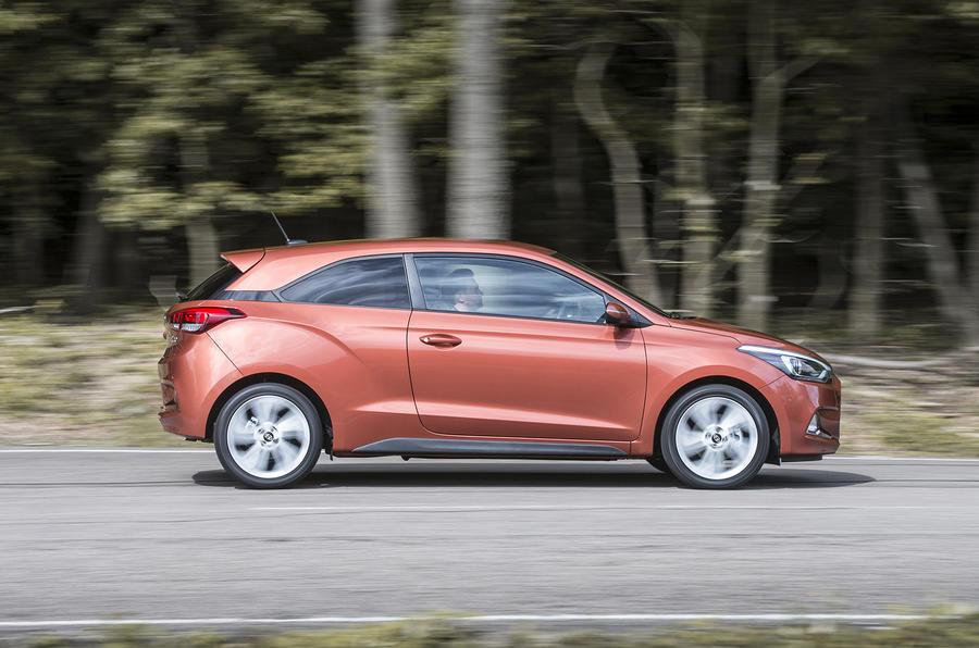 118bhp Hyundai i20 Coupé