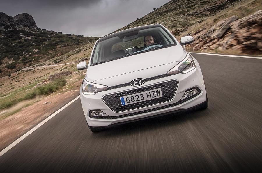 £14,025 Hyundai i20 SE