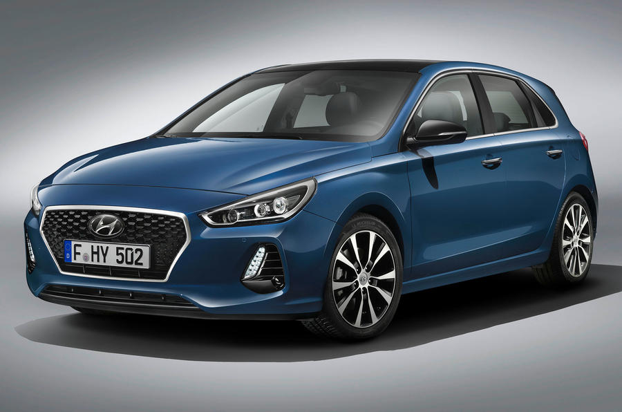 All New Hyundai I30 On Sale From 163 16 995 This March Autocar
