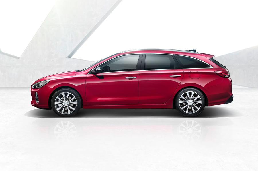 Hyundai i30 Wagon Revealed
