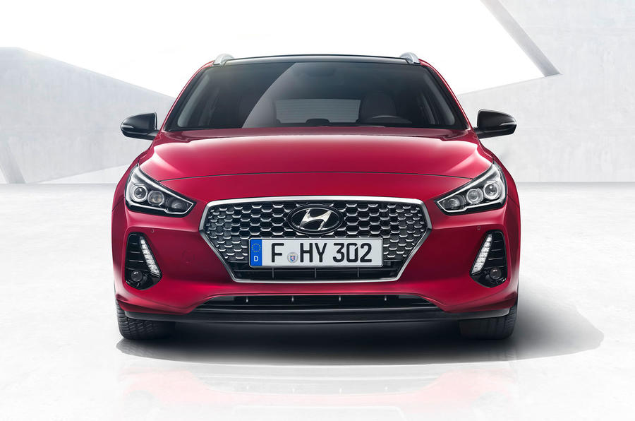 Hyundai i30 Wagon Revealed