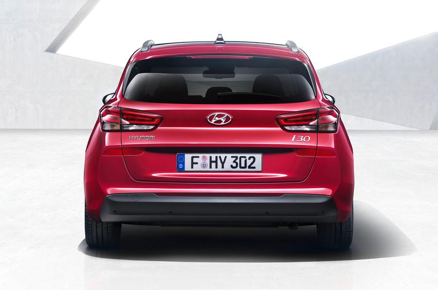 2017 Hyundai i30 Wagon revealed ahead of Geneva