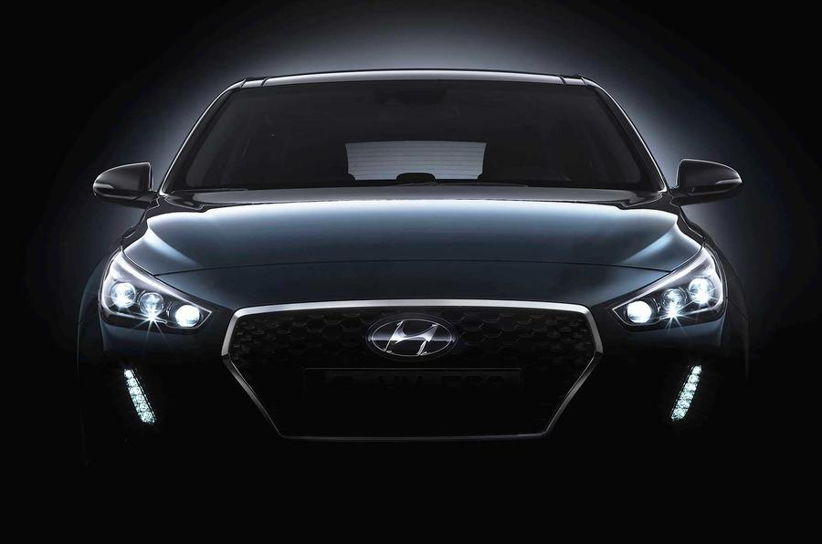 2017 Hyundai i30 teased with pics and video ahead of Paris ...