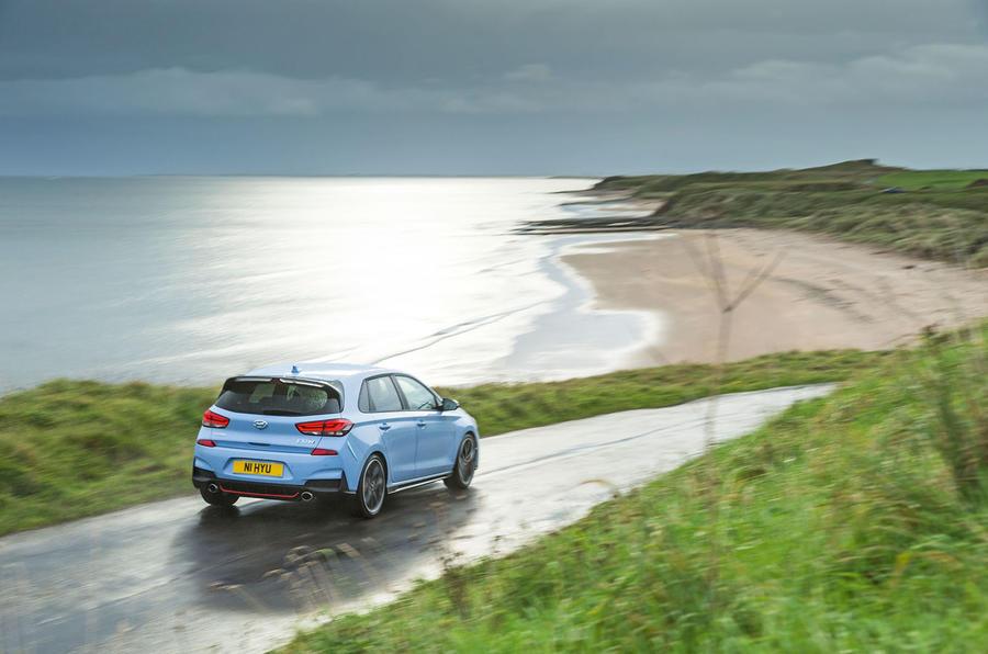 Hyundai i30 N - a 1000 mile road trip | Autocar