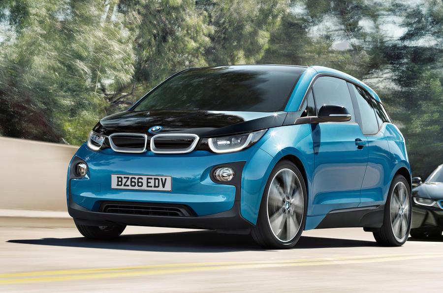 BMW cancels i3 Range Extender with boosted range model