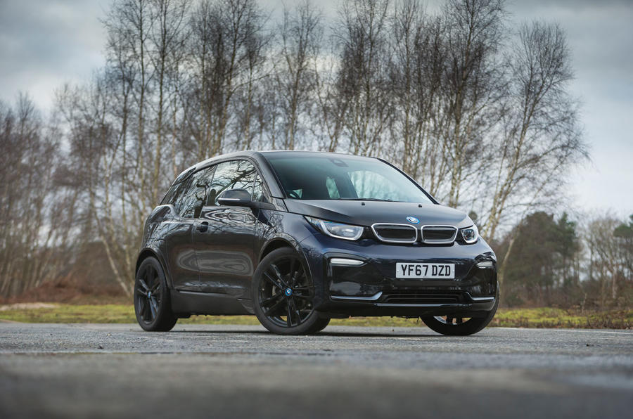 BMW i3 S - front