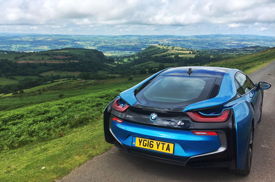 BMW i8 long term