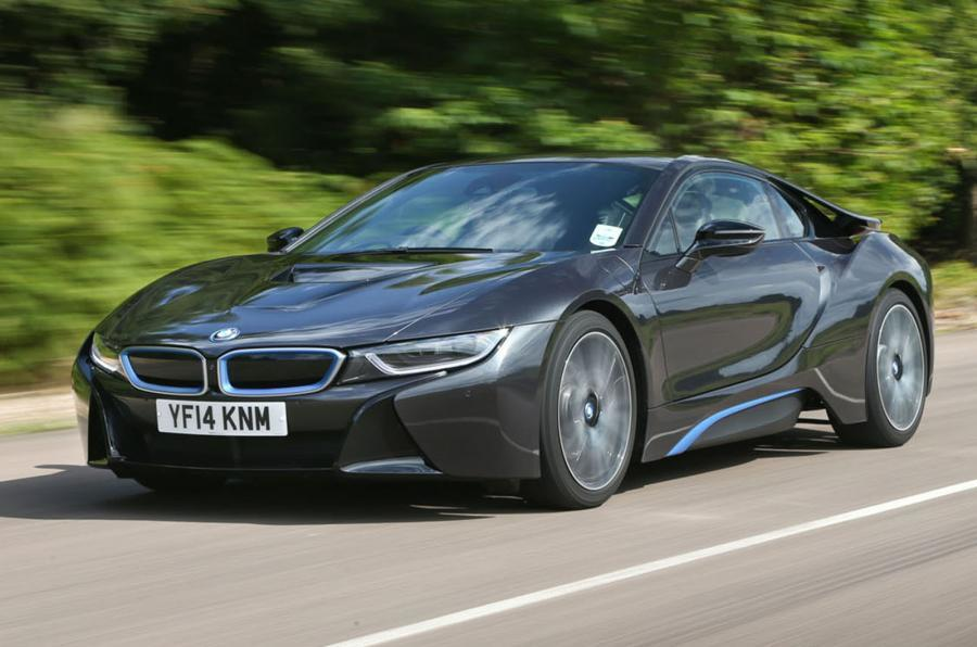 BMW i8 Cropley on cars