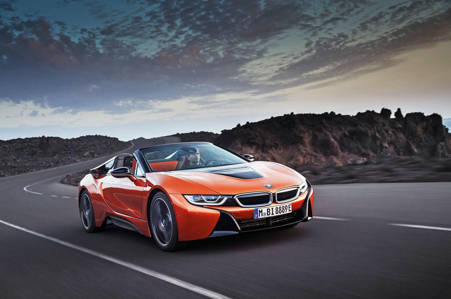 BMW plots supercar to take on McLaren