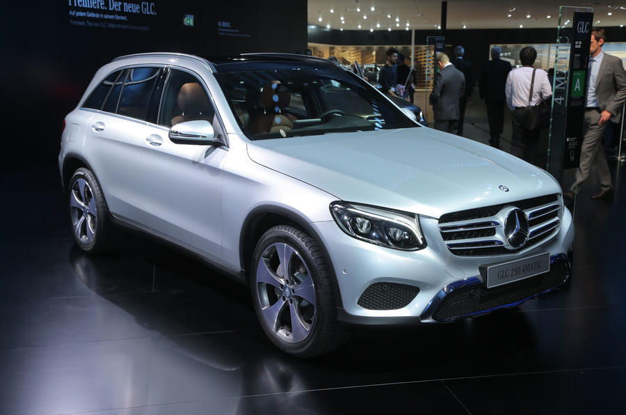 Mercedes C Class For Sale >> 2015 Mercedes-Benz GLC revealed | Autocar