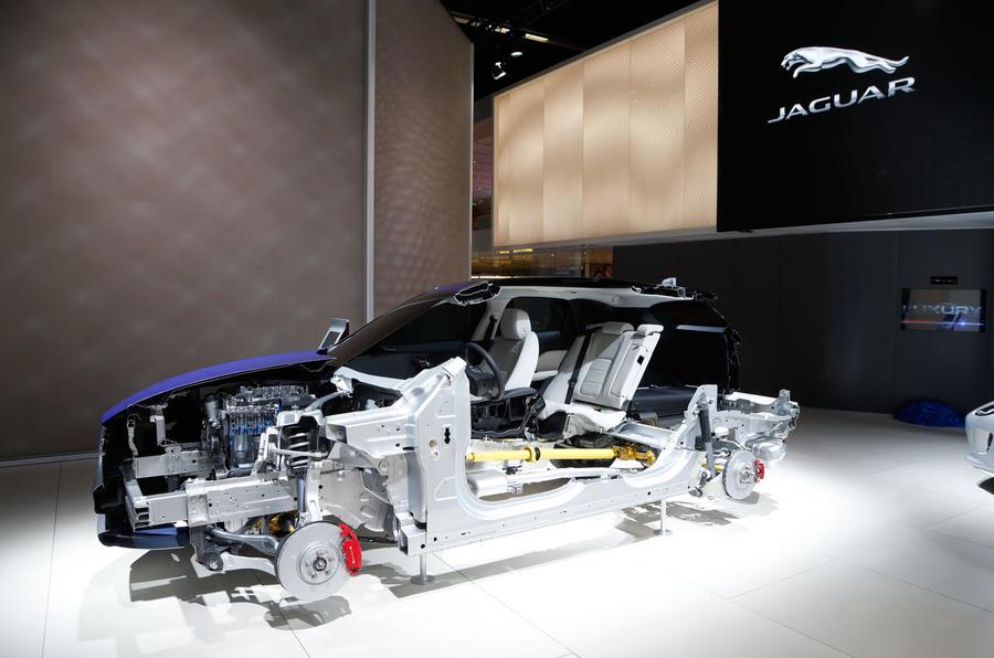 2016 Jaguar F-Pace revealed - full pictures and details   Autocar