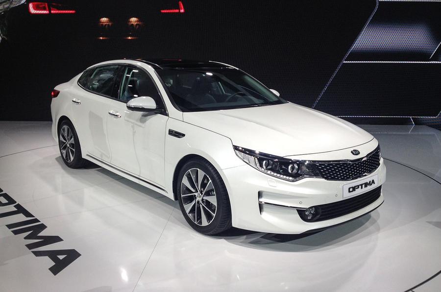 2015 Kia Optima On Sale Now From 163 21 495 Autocar