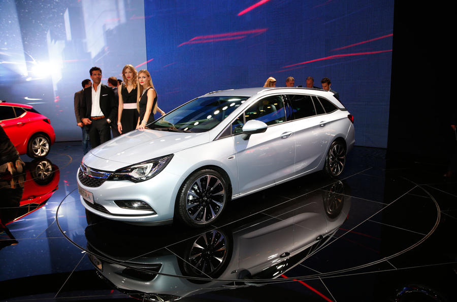New Vauxhall Astra Sports Tourer pricing announced  Autocar