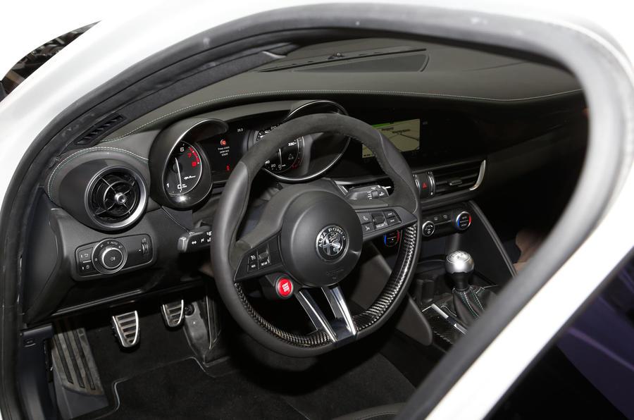 Iaa on Alfa Romeo Giulia Quadrifoglio