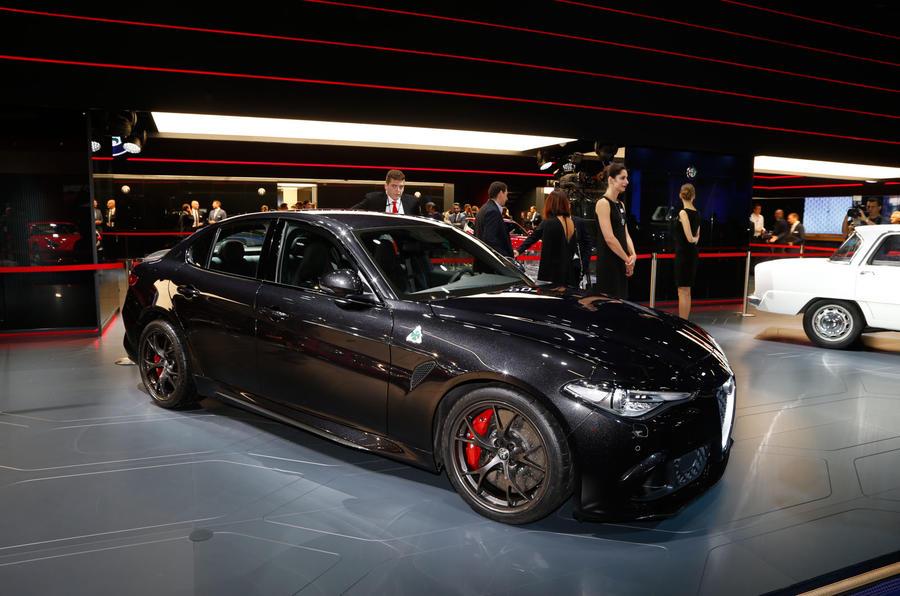 Leasing A BMW >> Inside the new Alfa Romeo Giulia | Autocar