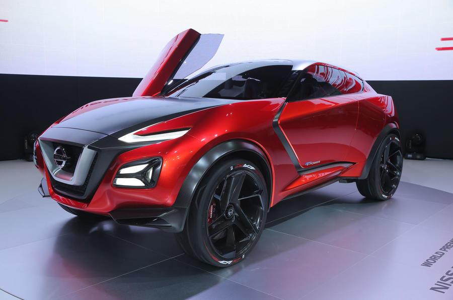Nissan Gripz concept previews new Z crossover | Autocar