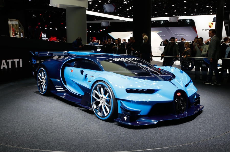 Frankfurt motor show 2015 show report and gallery autocar for What does a motor vehicle report show